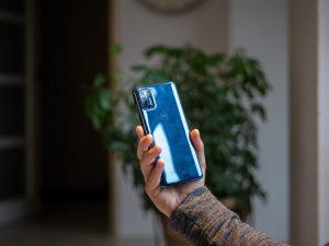 motorola g9 plus smartphone