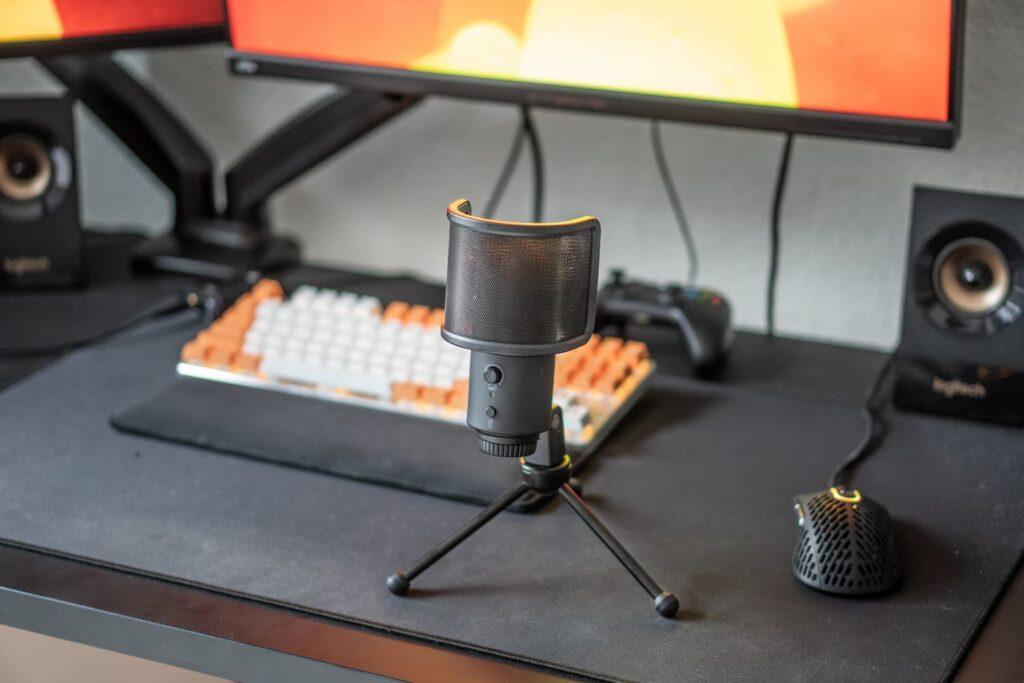 beste studio microfoon fifine k683a