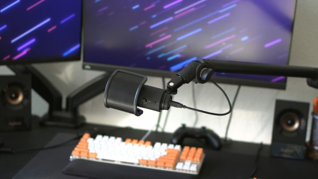 microfoonarm fifine k683a