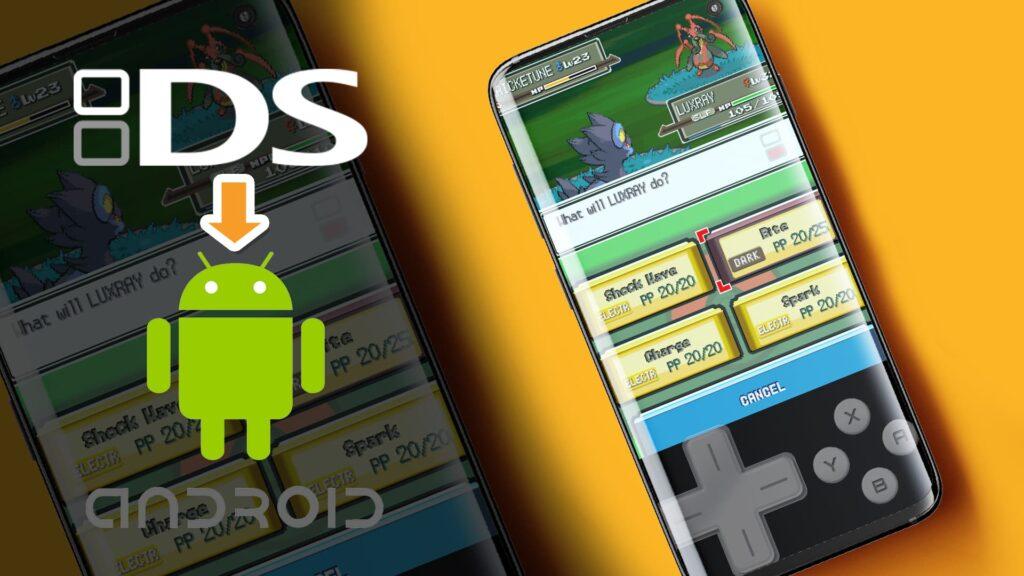 nintendo ds emulator voor android