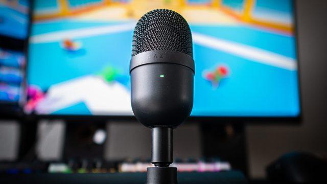 Razer Siren Mini microphone
